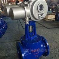 J941X电动排泥阀