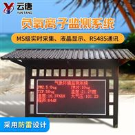 YT-FY12在线负氧离子监测系统