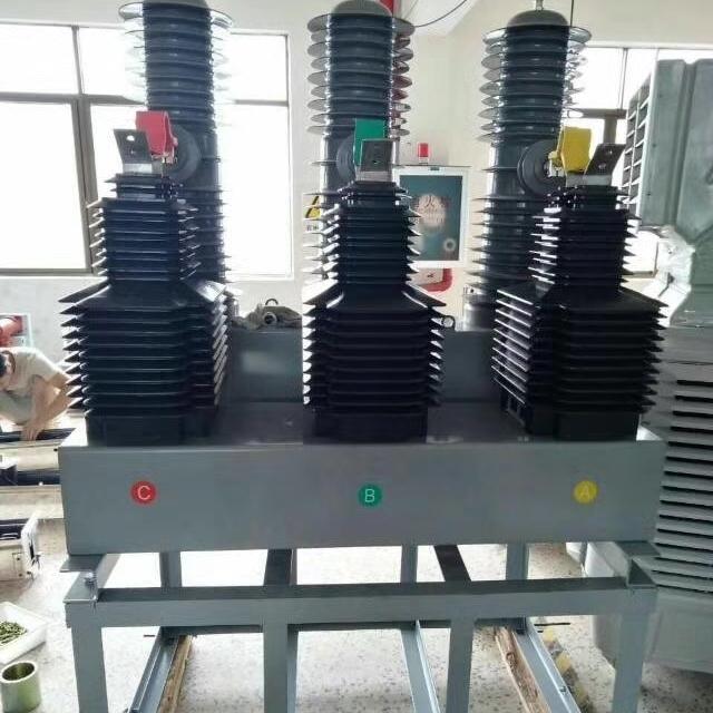 柱上35KV手动高压断路器参数