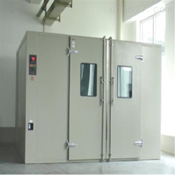 DE-WI高低溫(濕熱)試驗箱(步入式)