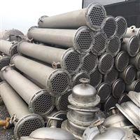 大量回收二手闲置钛材质冷凝器价格