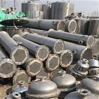 多平方厂家现货直供二手列管冷凝器多台