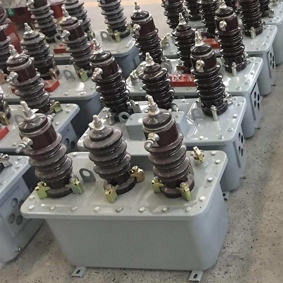 浇柱式户外JLS-10高压计量箱