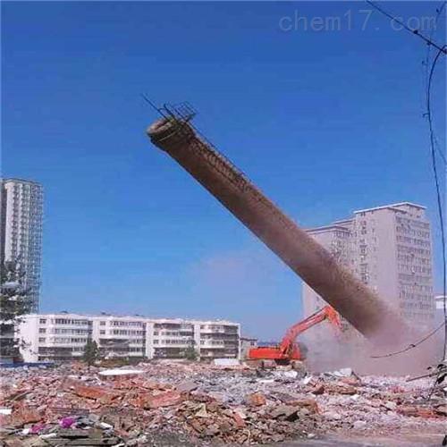 许昌拆除砖烟囱公司合作