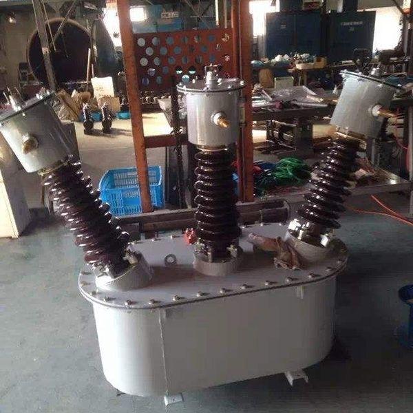 落地式JLS-35型组合互感器高压计量箱