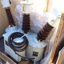 JLS-35两元件35千伏高压计量箱结构概述