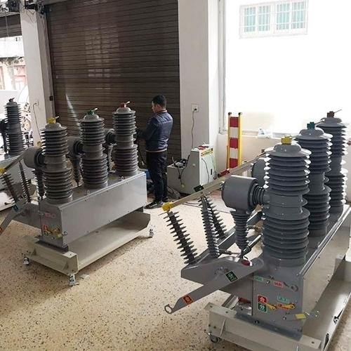 四川35千伏变电站高压断路器工厂