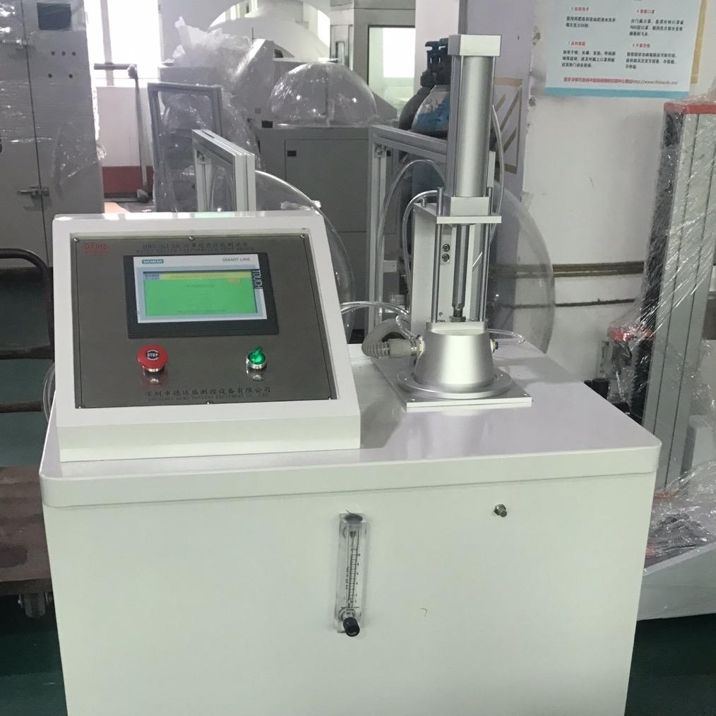广州医用口罩颗粒物过滤效率测试仪器现货