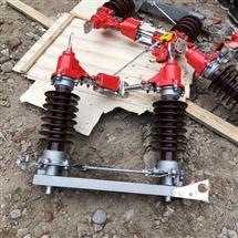35KV电动高压隔离开关工业园使用