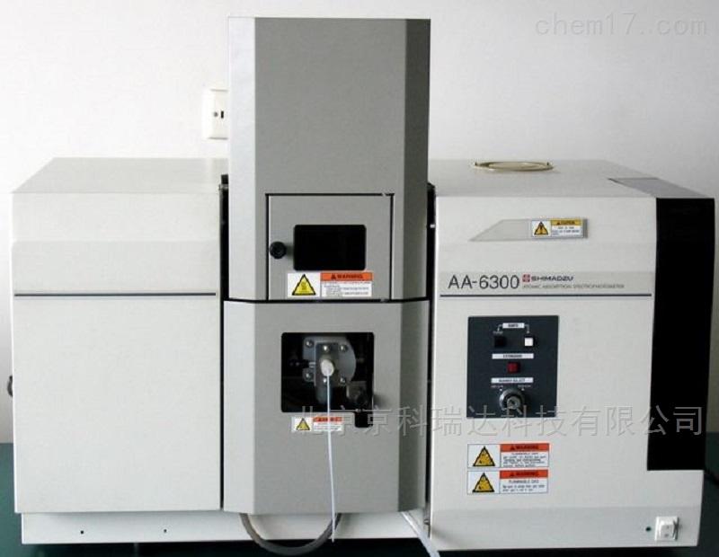 二手岛津AA6300F原子吸收光谱仪