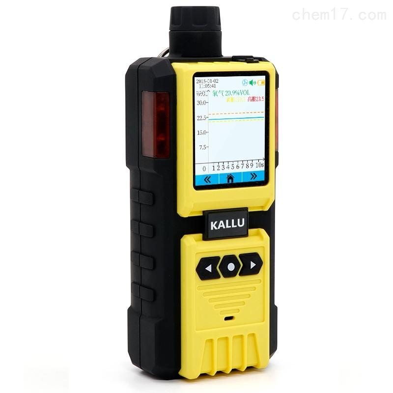 泵吸式气体检测仪-氟化氢