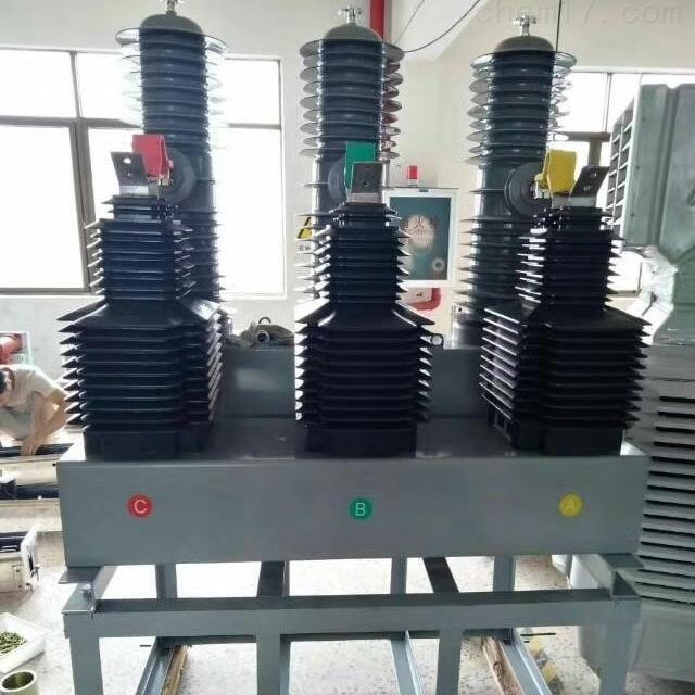 成都水电站35KV真空断路器的旋钮设计