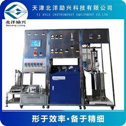 煤粉热解加氢气化实验装置