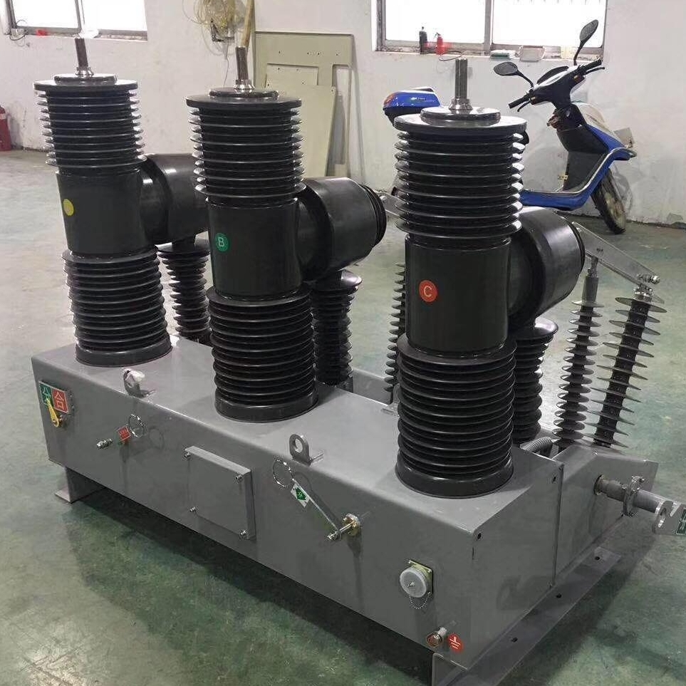 四川地区35KV水电站常用真空断路器智能