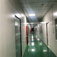千级万级扩建威海电子厂超净室安装工程