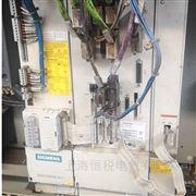 修复专家西门子810D系统加工中心报600607