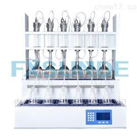 SN-ZL200全自动多功能一体化蒸馏仪 水质分析
