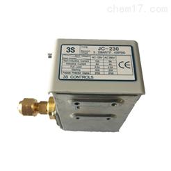 3S Controls讯息:控达3S压力开关JC-230供应