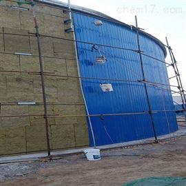 承接彩钢罐体保温施工方法介绍