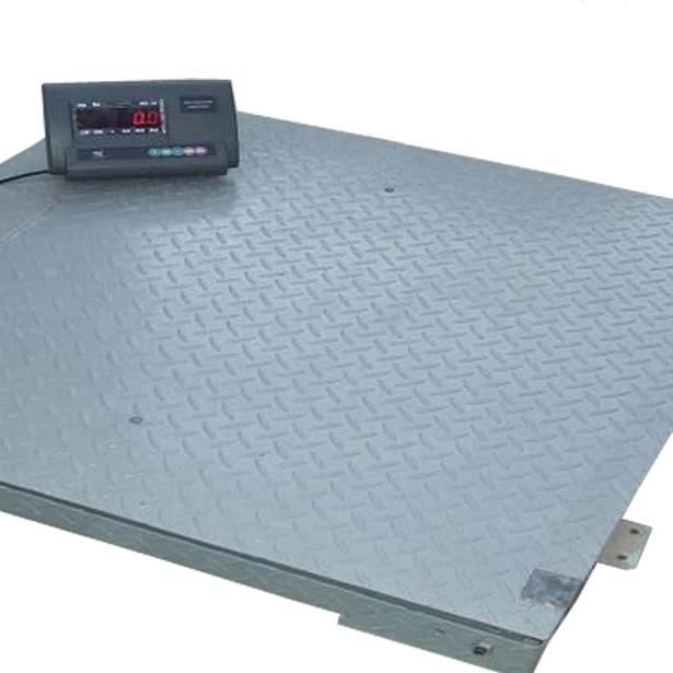 单层电子地磅平台秤