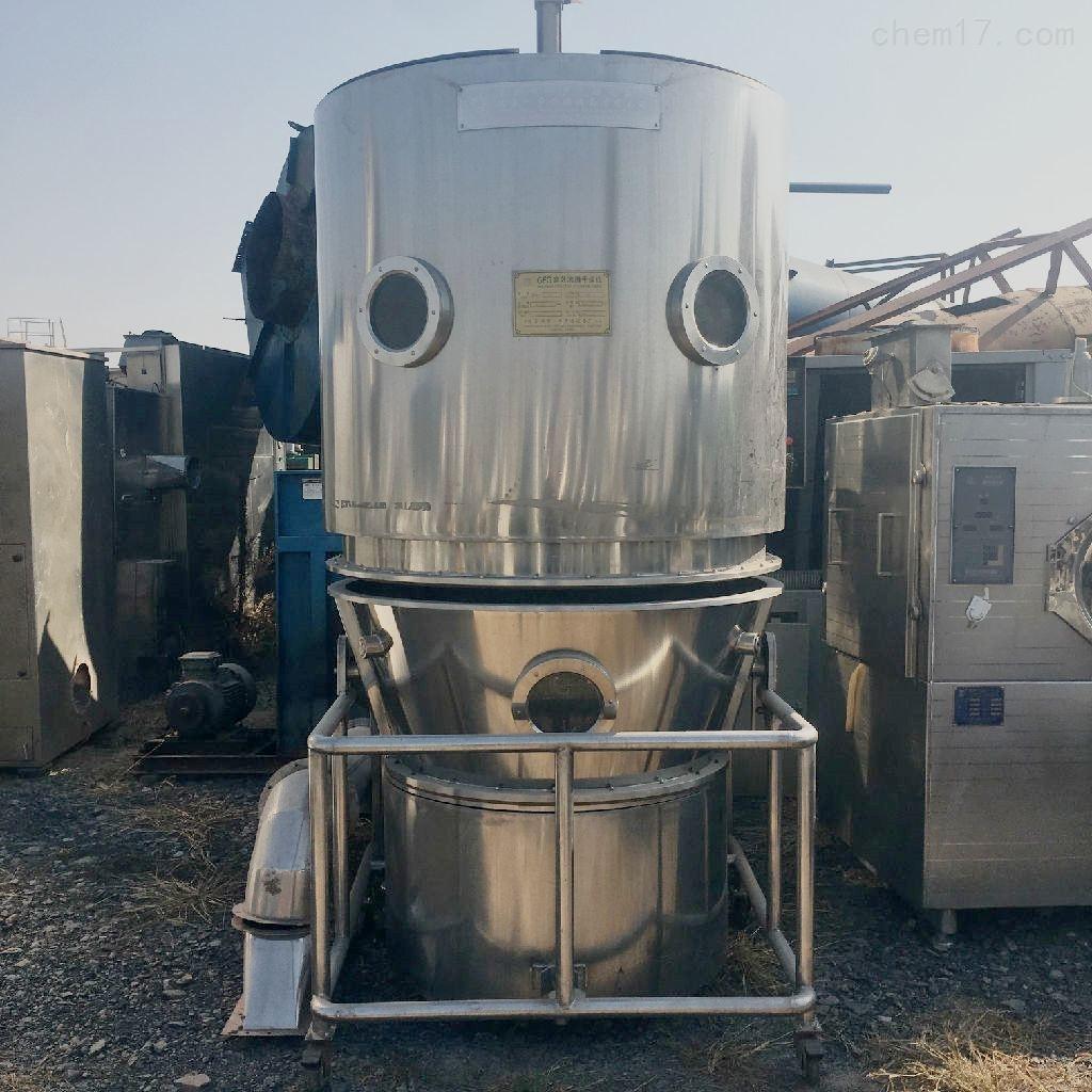 沸腾干燥机回收