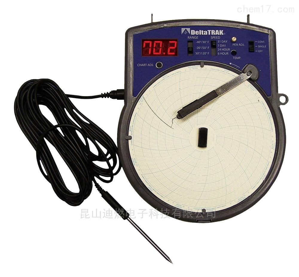 Deltatrak圆盘温度记录仪14010