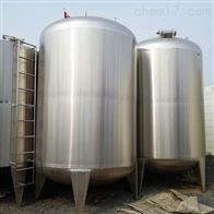 二手3吨不锈钢储罐欢迎订购