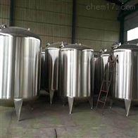 二手不锈钢立式储罐多种型号