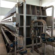 长期回收染料厂二手程控隔膜压滤机