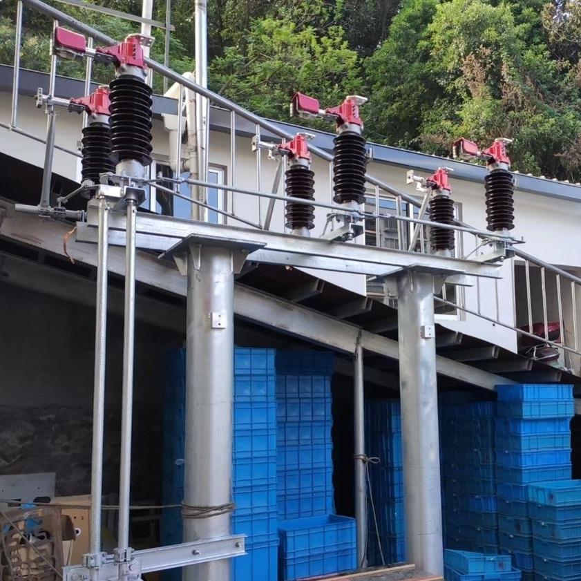 电站35KV高压隔离刀闸技术数据