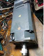西门子主轴电机电流大温度发烫过大维修