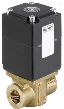 Burkert 2875型宝德比例阀配8605控制器