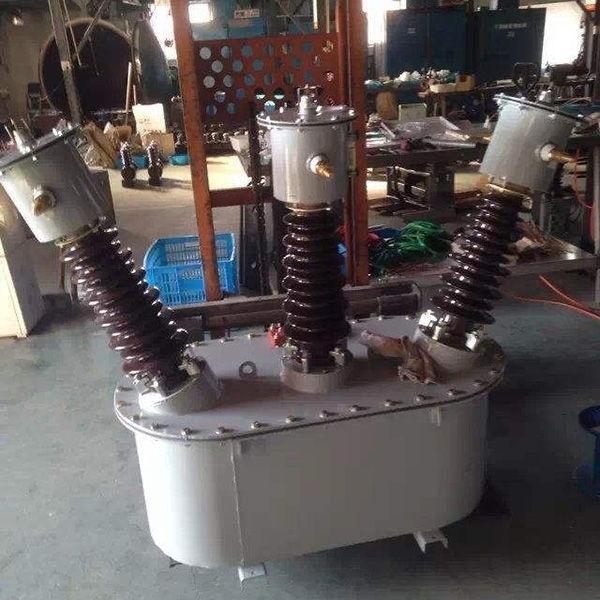 成都35KV油浸式高压计量箱