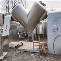 600L 800L 300L等出售二手二维圆筒三维运动混合机厂家