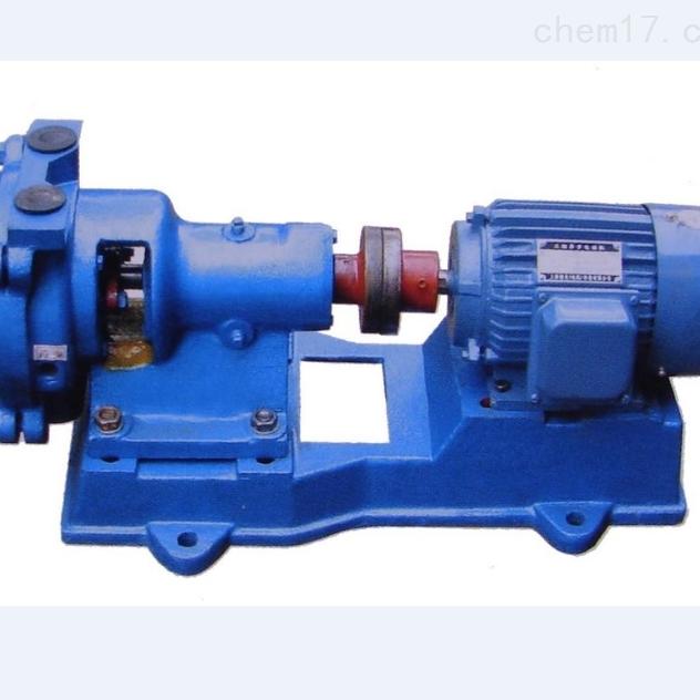 三级承装真空泵装置