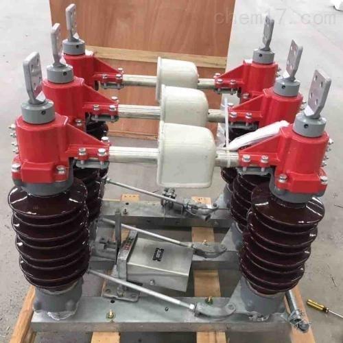 成都35KV水平双柱高压隔离开关