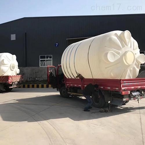 2吨pe水塔欢迎来厂考察