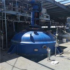 1-30吨二手搪瓷反应釜