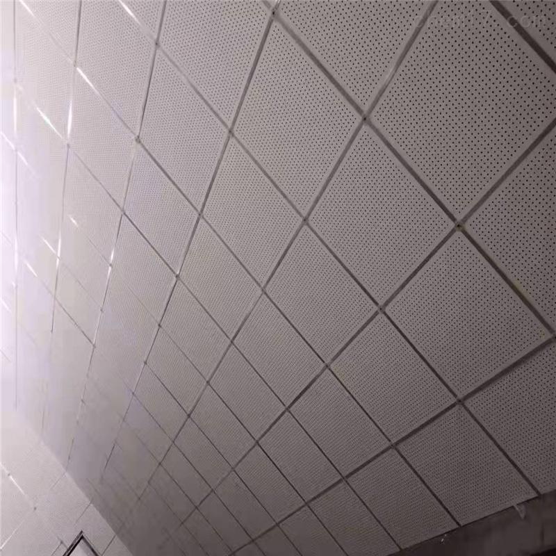 硅酸钙穿孔吸音板常用于哪里