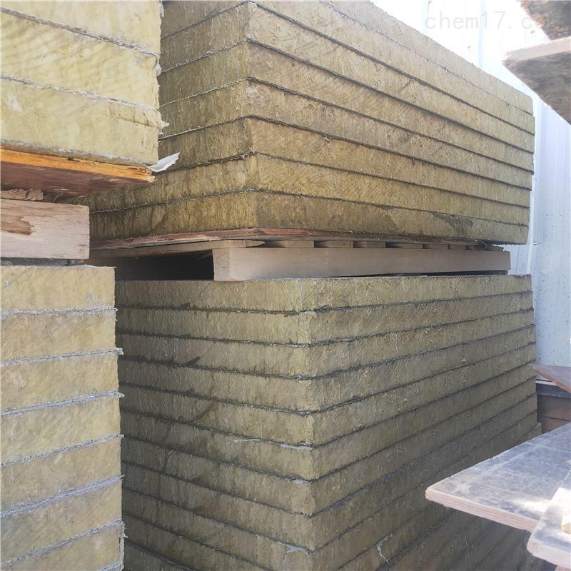 外墙保温岩棉复合板施工信息