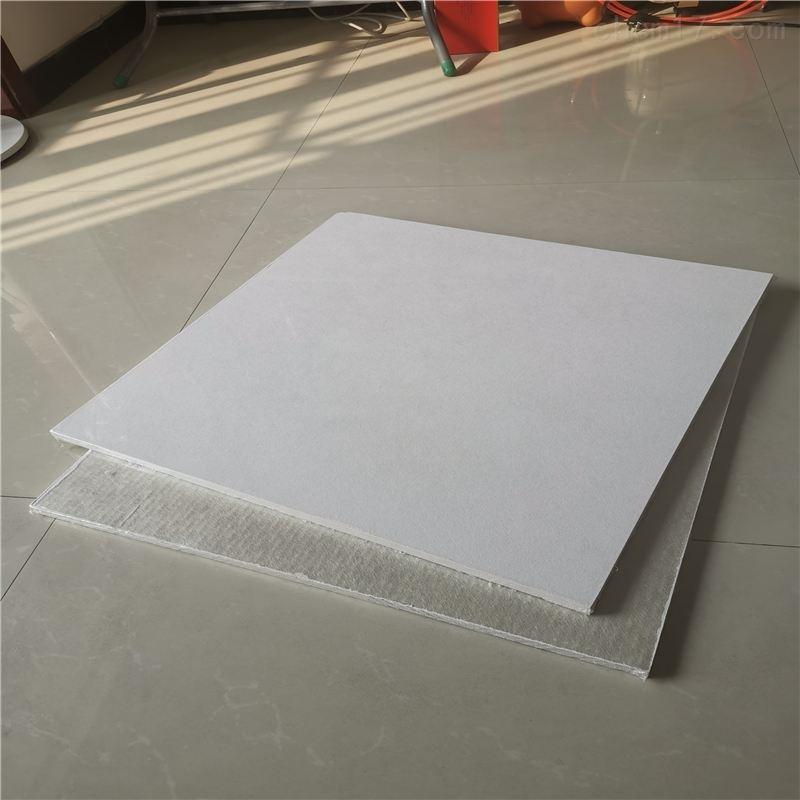 岩棉玻纤吸音板防潮抗下陷天花板