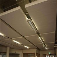 岩棉玻纤板英制603吸音天花板