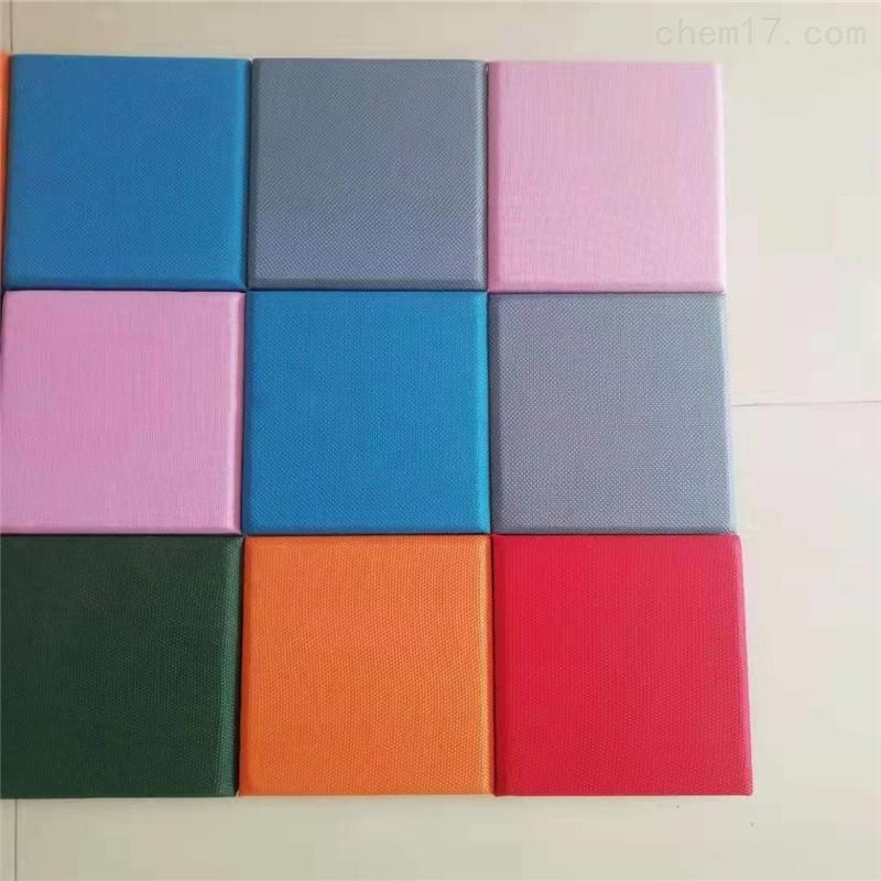 设计布艺软包吸音板造型板
