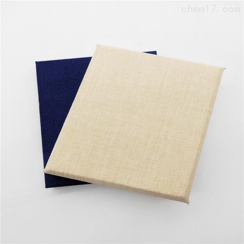 花样布艺吸音板墙面软包