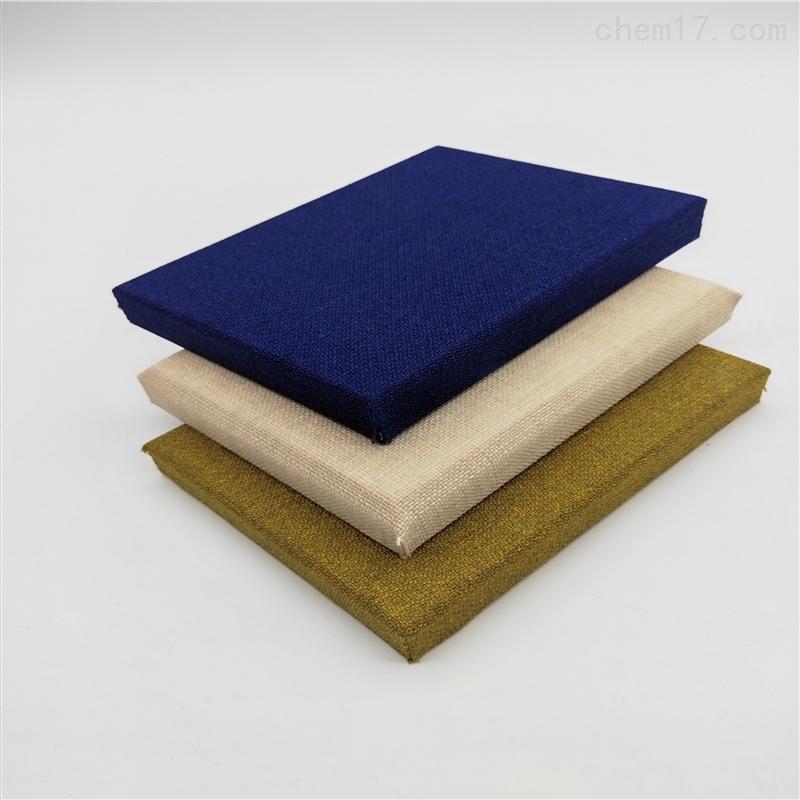 防撞玻纤布艺软包吸音板