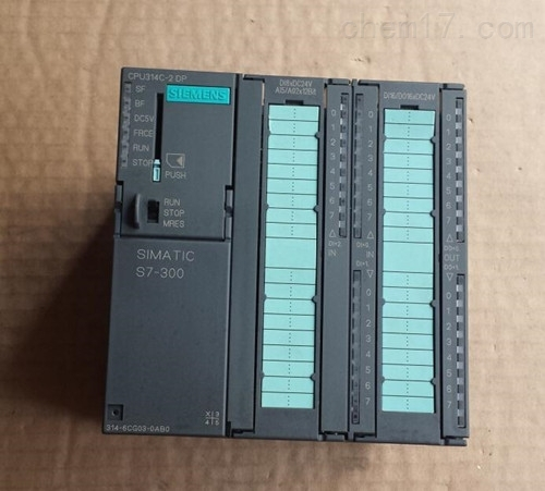西门子CPU414-3PN/DP模块   西门子CPU414-3PN/DP模块