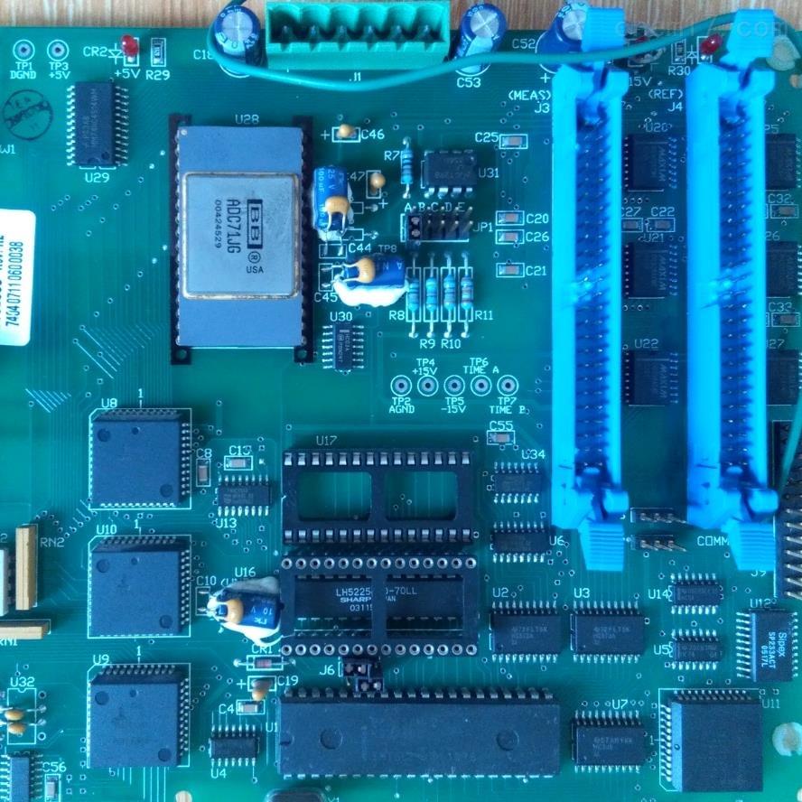 7000A分光测色计主板电路板