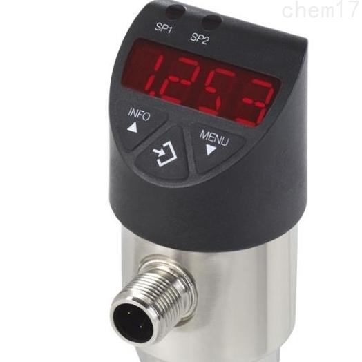 WIKA数显型电子压力开关