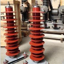 南充市水电站35KV硅橡胶高压避雷器