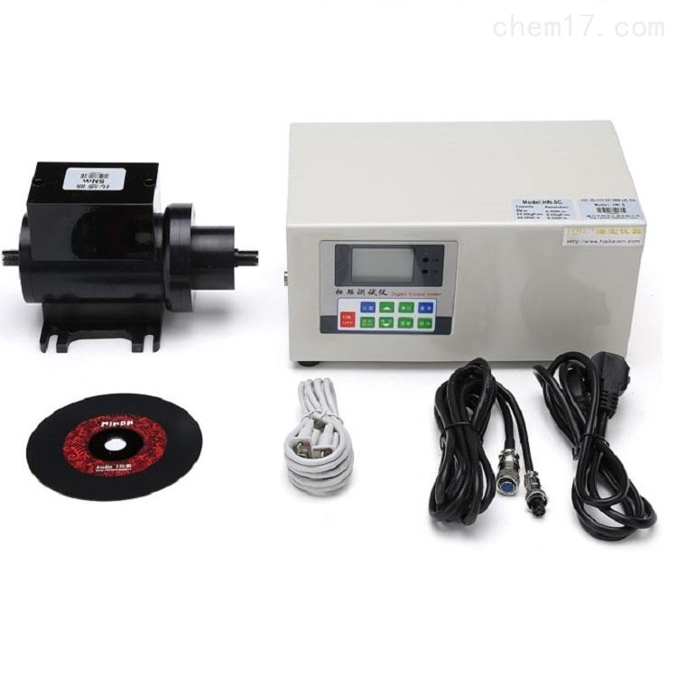 HN-500C数字式动态扭矩测试仪规格